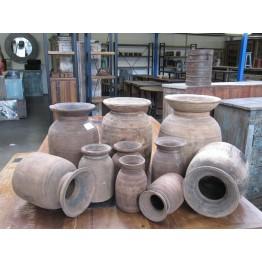 houten pot 2c-057