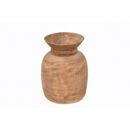 houten pot 2c-058