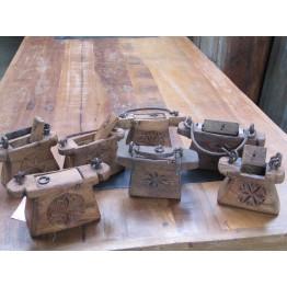 brocante houten tas 3c-33