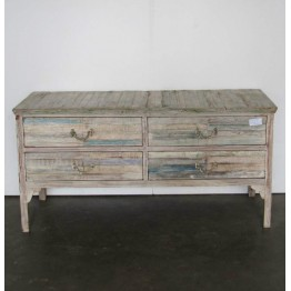 vintage lade dressoir - 15w16b