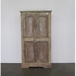 vintage gekleurde kast 1c-048
