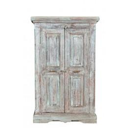 twee deurs meidenkast 4c-061