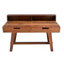 retro houten bureau 1405-b