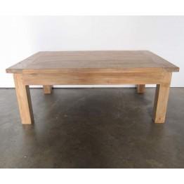 teakhouten ruwe salontafel - sa-fl120