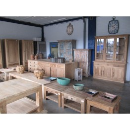 brocante meubels met moderne sfeer
