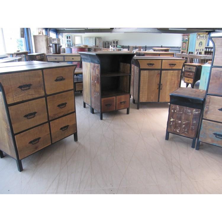 goedkope industriele meubels perfect goedkope tv meubels On goedkope brocante meubels