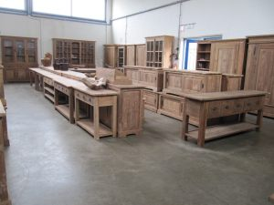 Teakholz Möbel 1