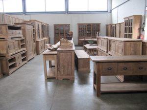 Teakholz Möbel 2